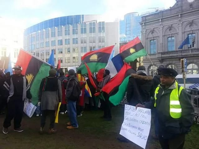 biafra-protest-europe