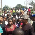 Fire Outbreak at Adazi Nnukwu: Obiano Visits Scene, Expresses Sympathy