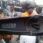 See Awesome Photos Of Made-In-Biafra Shoes