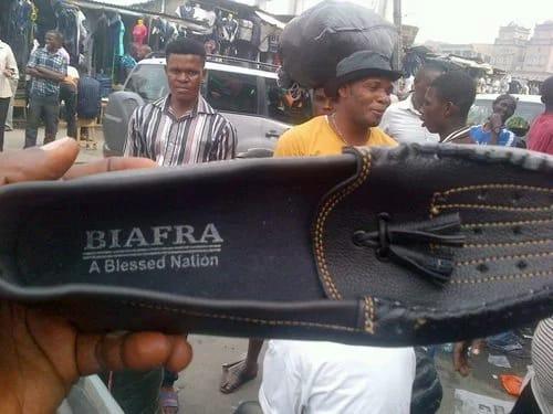 Biafra-shoe