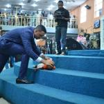 Igbo Pastor Chris Okafor Brings Dead Baby Back To Life (PHOTOS)