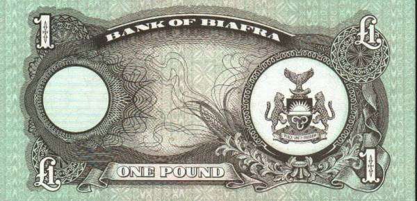 Biafra-currency
