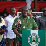 Gov. Ugwuanyi swears in wives of 2 top government officials as Judges