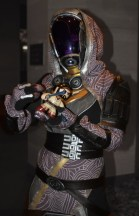 Mass Effect Tali..uhmm thats not my induction port
