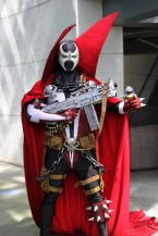 Spawn @slowfingercosplay