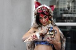 Princess Mononoke @meishamock