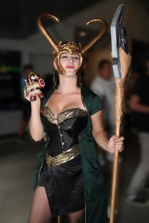Burdened with Glorious Purpose, Lady Loki @thelanie27