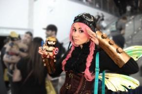 Steampunk Pixie by Lala Dawn www.facebook.com/LalaDawn.Love