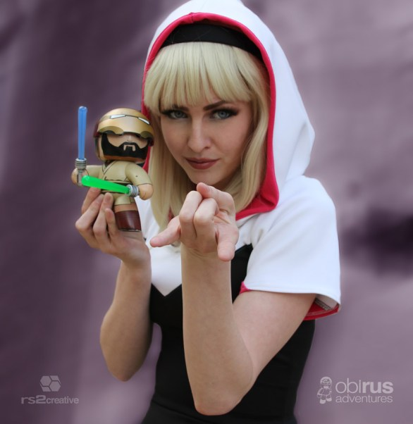 @maidofmight as #gwenstacy