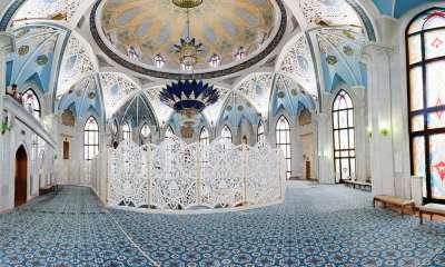 Правила поведения в мечети