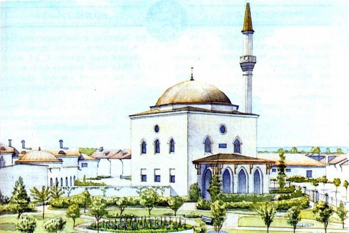 Мечети в Крыму