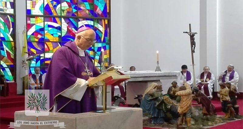 Monseñor Santiago Olivera, Homilía