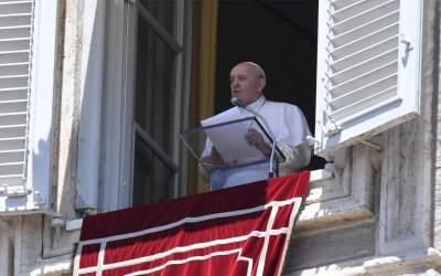 Papa Francisco | Debemos hacer el bien, salir de nosotros mismos y mirar, mirar a los que más lo necesitan