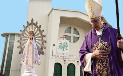 Mons. Olivera | Para ustedes soy Obispo, para ustedes quiero entregar mi vida anunciando el Evangelio de Jesús y ser Puente