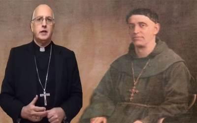 Mons. Olivera   El avance en la causa de beatificación de Fray Mamerto Esquiú, es una gran alegría y un don para la Iglesia Argentina y para nuestra Patria