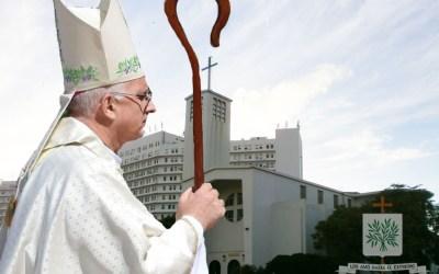 Mons. Olivera constituyó la Comisión Responsable de la Formación Permanente del Clero en el ámbito de la Diócesis Castrense