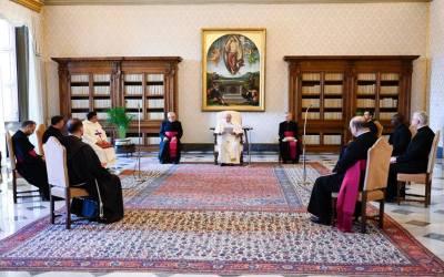 Papa Francisco | Dios salva lo que se perdió