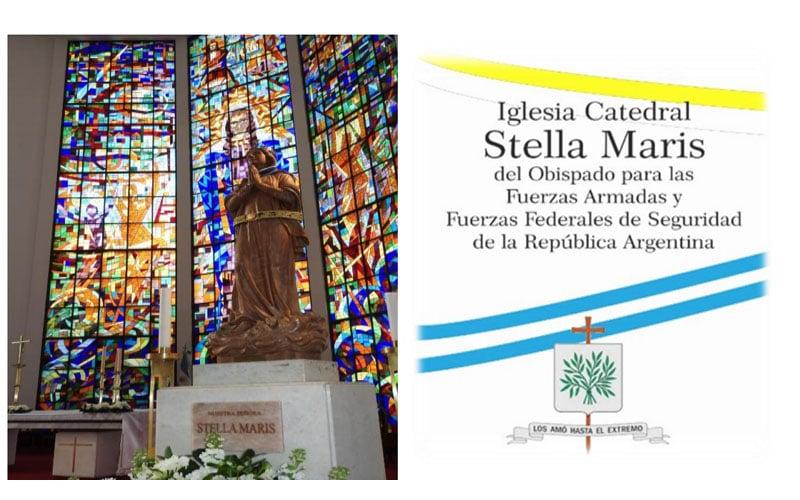 Novena en honor a nuestra Madre Stella Maris, Patrona de nuestra Iglesia Catedral Castrense