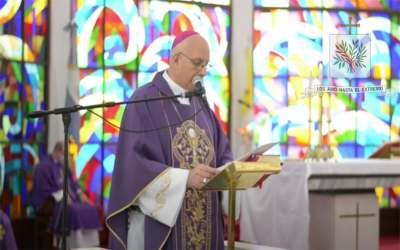 Mons. Olivera   Avivemos el gozo en nuestro corazón porque un día tendremos el encuentro con el Señor en plenitud, para ello, debemos estar preparados