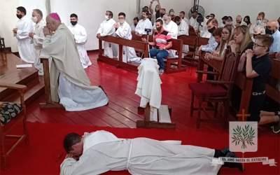 Mons. Olivera | El amor a Cristo es la primera condición para ser Pastor en la Iglesia, pero el amor a Cristo se manifiesta en el Amor a los hermanos