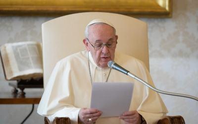 Mensaje del Santo Padre Francisco para la XXIX Jornada Mundial del Enfermo
