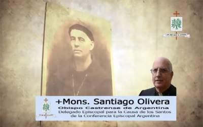 Mons. Olivera | Fray Mamerto Esquiú es un don para la Iglesia, para los catamarqueños y cordobeses, pero es un don para toda nuestra Patria