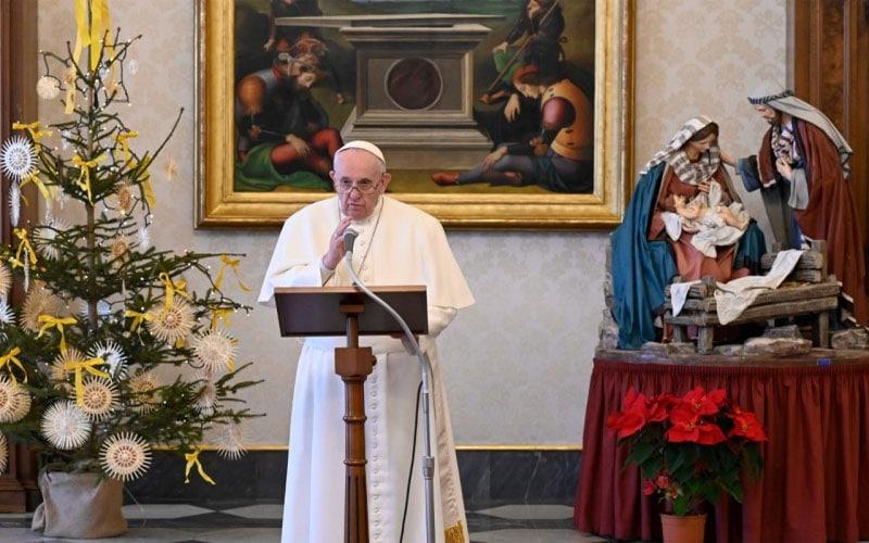 Papa Francisco | La luz de Cristo no se expande por el proselitismo, se amplía por el testimonio, por la confesión de la fe
