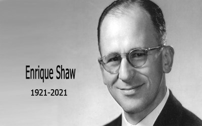 Mons. Olivera | En estos tiempos de oscuridad que vive la humanidad, estoy seguro que el Siervo de Dios Enrique Shaw es luz y faro para nuestra Patria
