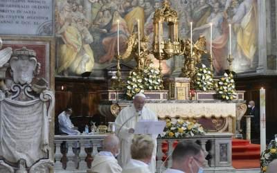Papa Francisco | Pidamos la gracia de convertirnos en testigos de misericordia