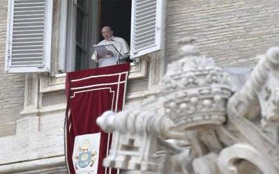 Papa Francisco | Ser cristianos no es ante todo una doctrina o un ideal moral, es una relación viva con el Señor Resucitado