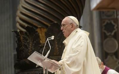 Papa Francisco | El estilo de Dios es, cercanía, compasión, ternura