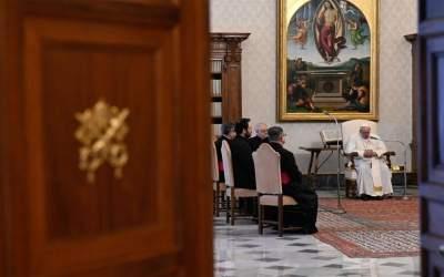 Papa Francisco | Meditar, para nosotros cristianos, es una forma de encontrar a Jesús. Y así, solo así, reencontrarnos con nosotros mismos