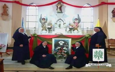 Hoy, las Hermanas de Caridad de Santa María celebran su 150° de fundación