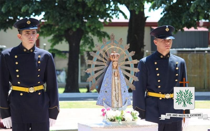 Sexto día de Novena a Ntra. Sra. de Luján, Patrona de la Diócesis Castrense de Argentina