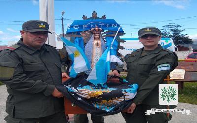 Octavo día de Novena a Ntra. Sra. de Luján, Patrona de la Diócesis Castrense de Argentina