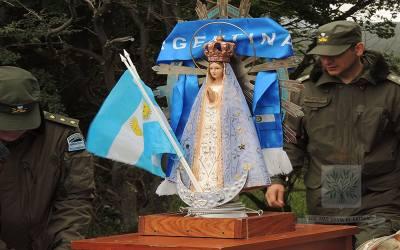 Cuarto día de Novena a Ntra. Sra. de Luján, Patrona de la Diócesis Castrense de Argentina