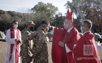 Buenos Aires | Debemos estar preparados y también dispuestos como los Soldados a entregar la vida por la causa del Evangelio