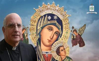 Mons. Olivera | Que Ntra. Sra. del Perpetuo Socorro nos ayude en este tiempo, frente a la pandemia a rezar y confiar en el plan de Dios