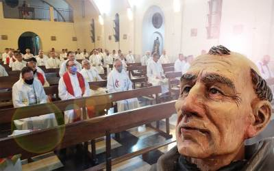 Octavo día de Novena a San Juan de Capistrano