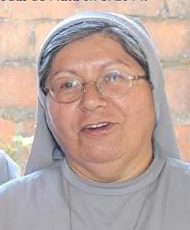 Hna. Pilar Tapia Agurto. Religiosa  Ntra. Sra, de la Consolación, Parral
