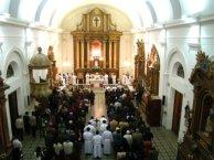 9 Capilla del Señor bendición final Año de la Fe