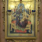 Список чудотворной иконы Божией Матери «Всецарица»