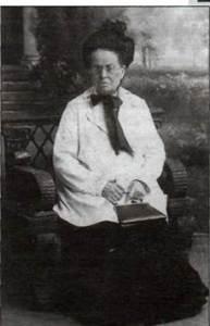 Островерхова Елизавета Тимофеевна — благотворительница Дивеевской обители