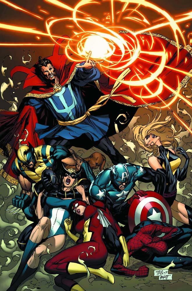 New Avengers 53 (Dark Reign)