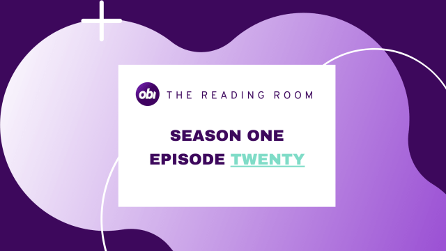 Reading room episode 20 cover photo