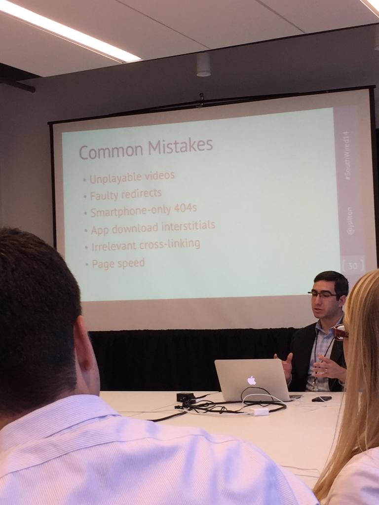 Silton Common SEO Mistakes