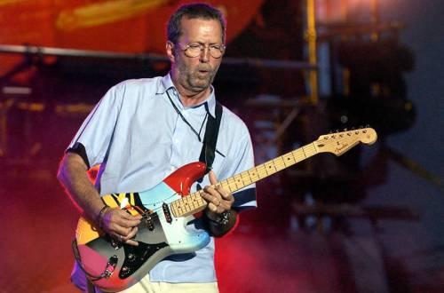 Eric Clapton en concert