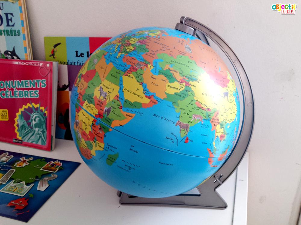 tour du monde ressources et supports maternelle primaire cycle 1 et 2 globe tiptoi