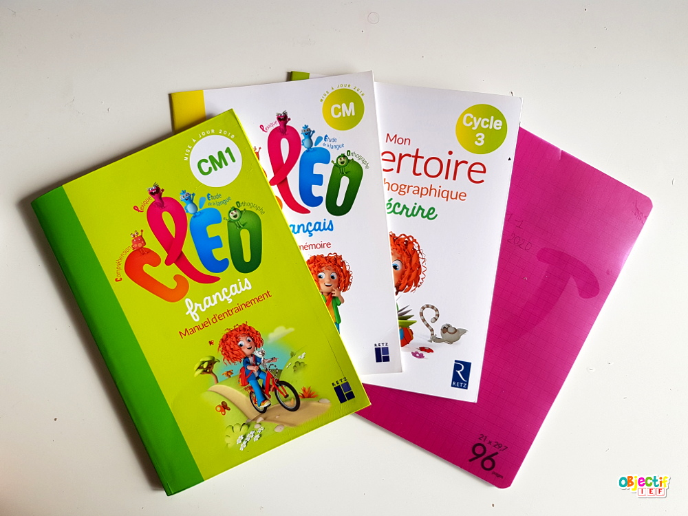 programme cm1 supports CM1 pour l'année histoire géographie éducation civique et orale science art maths dictée expression écrite instruction en famille objectif ief manuels cm1 bilan 2019 2020