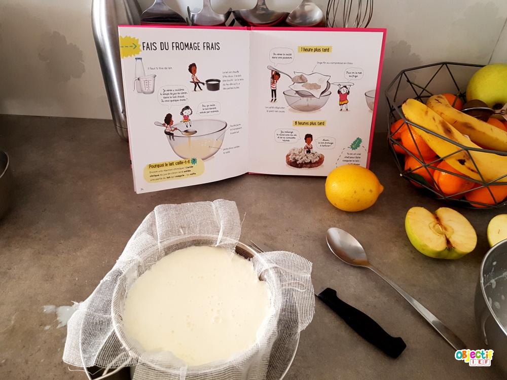 la science est dans le citron la science est dans l'oeuf nathan expérience cycle 1 2 primaire maternelle DDM découverte du monde objectif ief instruction en famille livre